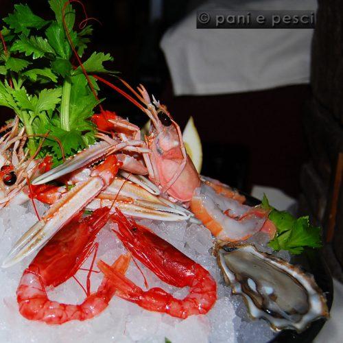 menu antiapasti pesce scrudo