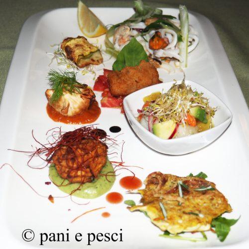 menu antipasto sfiziosi
