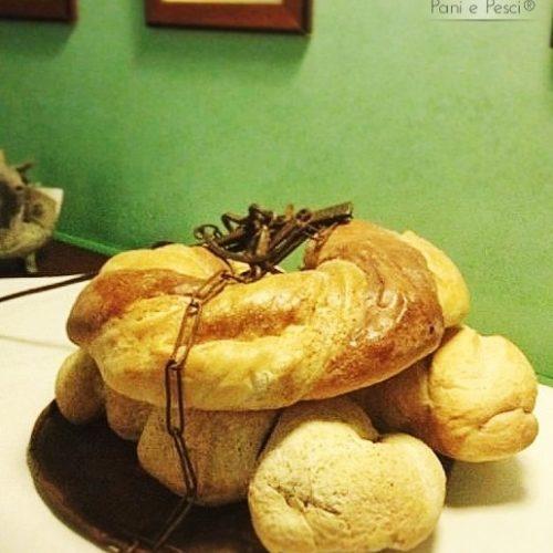 menu pane a tavola