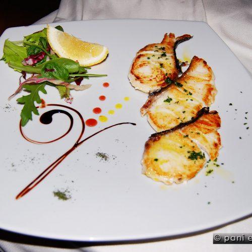 menu secondi pesce alla griglia