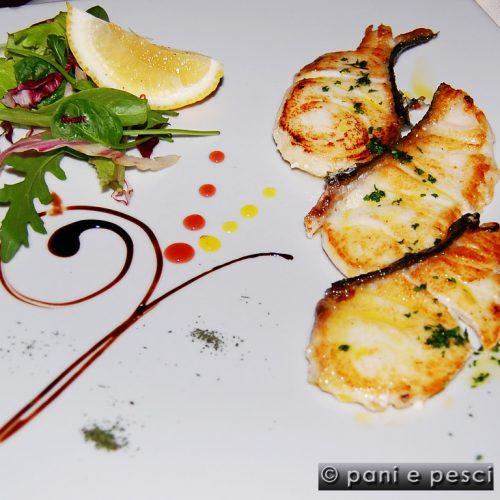 menu secondi pesce